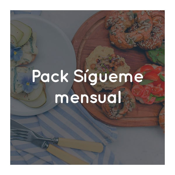 pack sígueme mensual